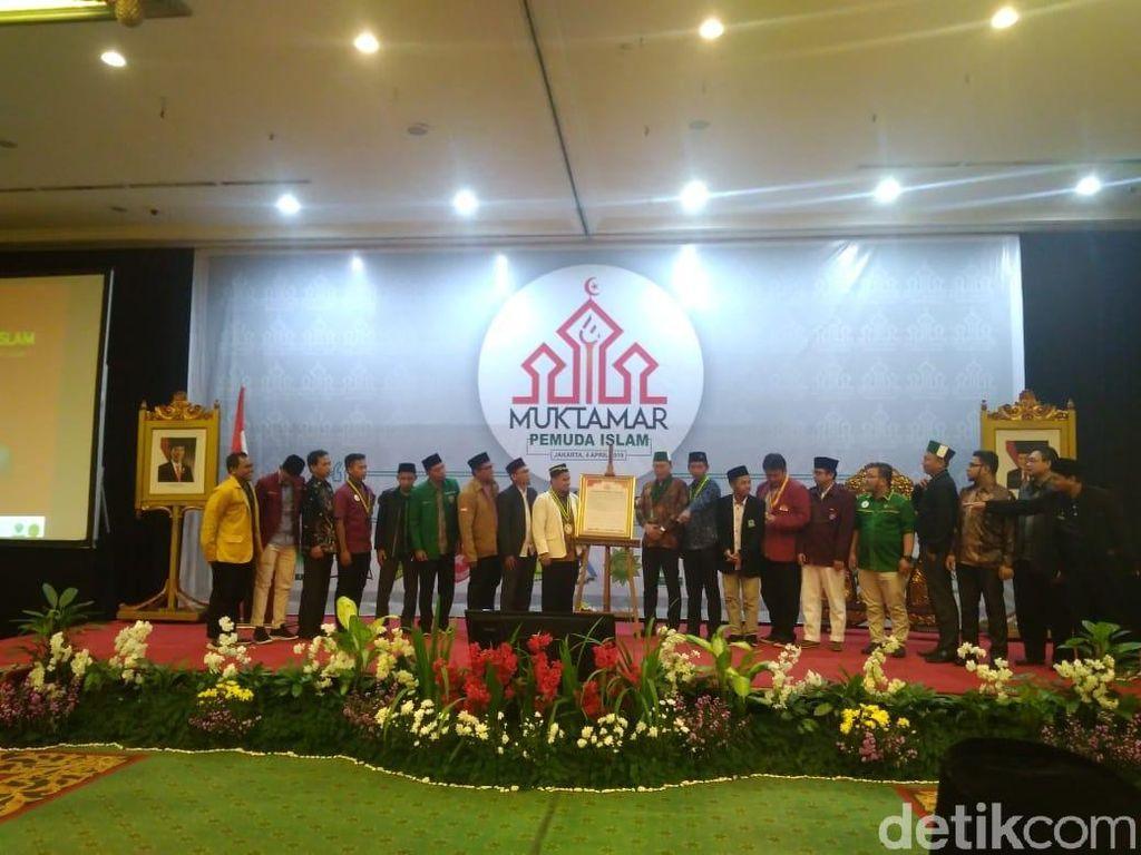 Waketum DMI Syafruddin Buka Muktamar Pemuda Islam