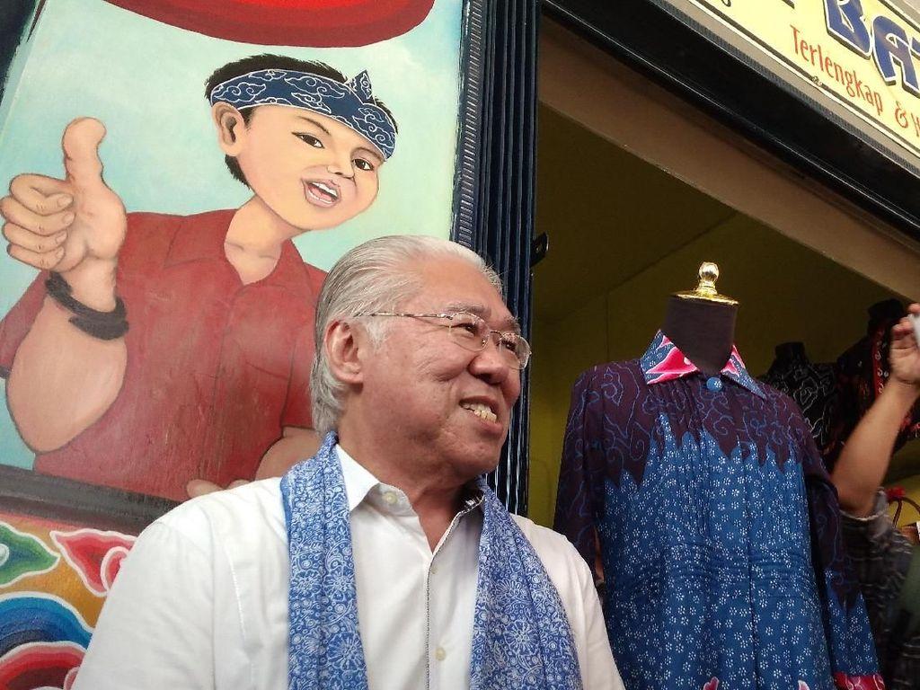 Pasar Batik Trusmi Cirebon Sepi, Mendag: Kita Bikin Lebih Hidup