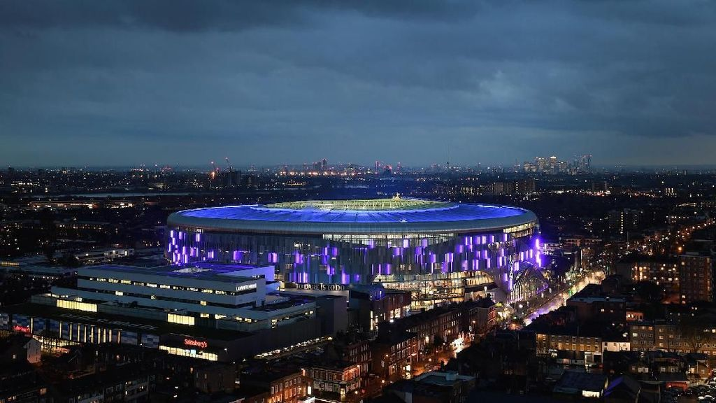 Selamat Datang di Tottenham Hotspur Stadium