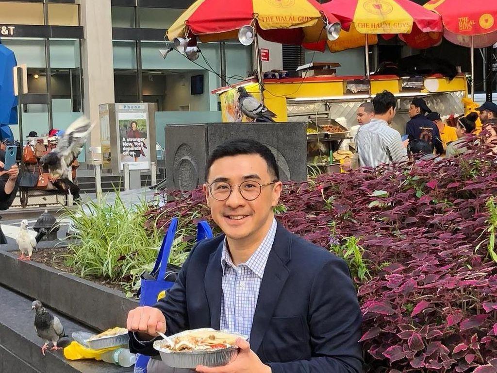 Mengintip Gaya Kulineran Crazy Rich Indonesia, Axton Salim