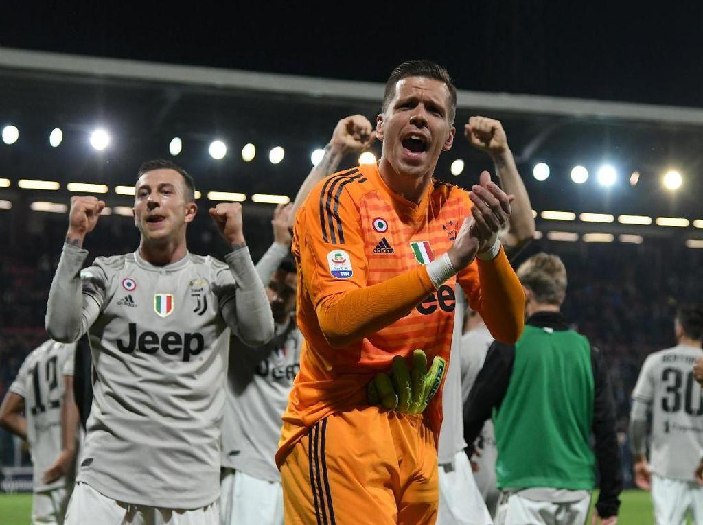 Juventus Sedang Loyo di Kandang Lawan