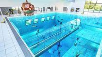 Kolam Renang Terdalam di Dunia, Lebih dari 45 Meter!