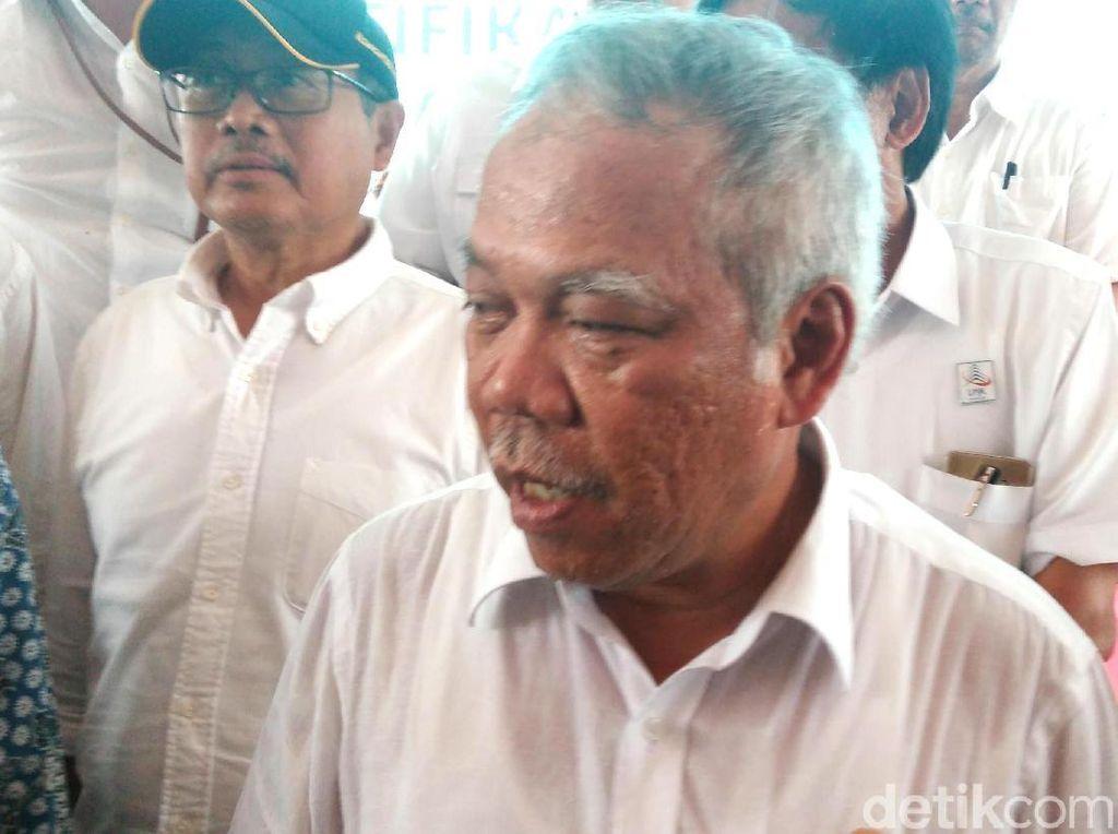 Rumahnya Digusur untuk Proyek Tol, Menteri PUPR: Anak Saya Nangis