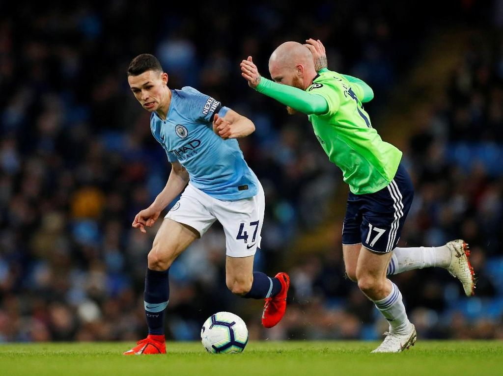 Masa Depan City Ada di Phil Foden
