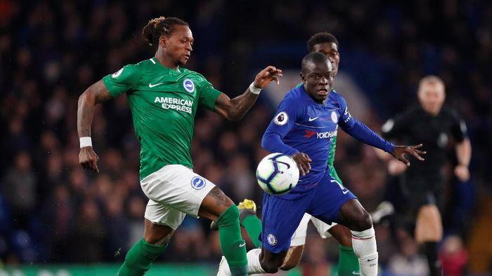 Chelsea akan menghadapi Brighton & Hove Albion di Stamford Bridge, Sabtu (28/9/2019) pada pekan ketujuh Liga Inggris. (Foto: Reuters)