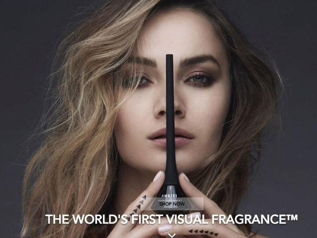 Ada Parfum Unik, Aromanya Akan Keluar Lewat Gambar