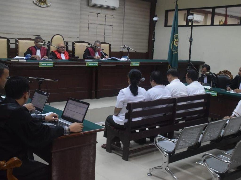Kasus Suap, 10 Mantan Anggota DPRD Malang Divonis Berbeda
