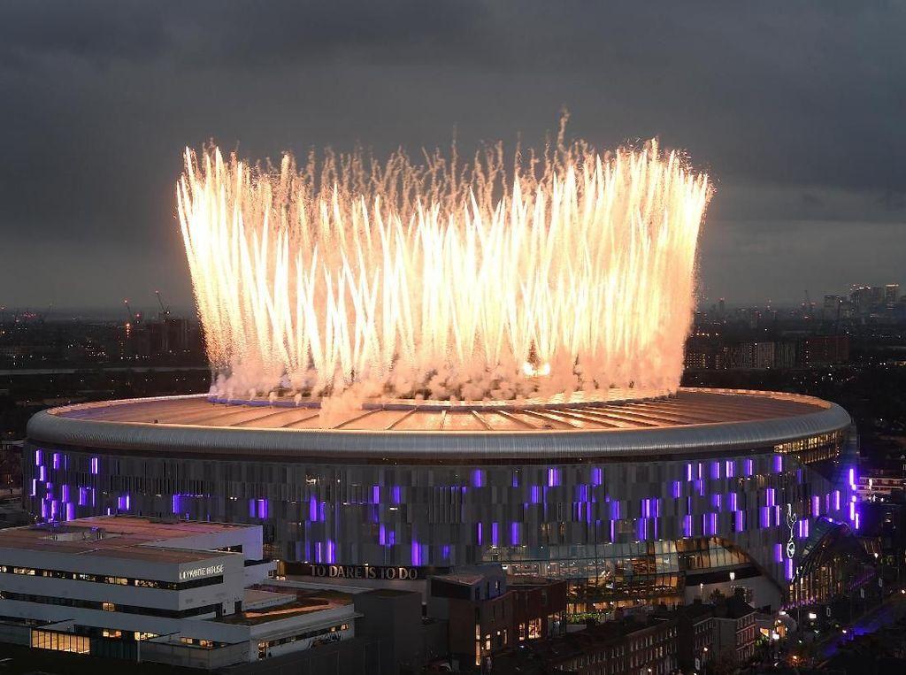 Tottenham vs Crystal Palace: Pesta Spurs di Rumah Barunya