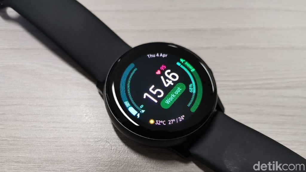 Unboxing Samsung Galaxy Watch Active