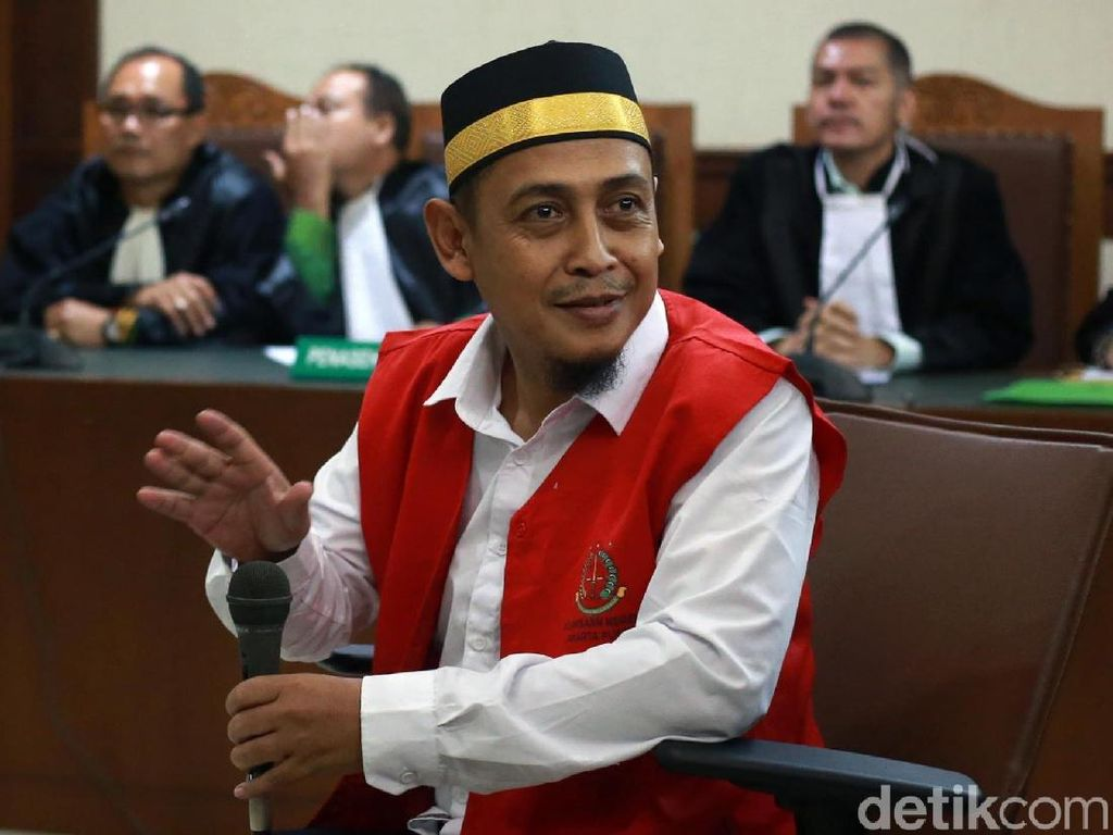 Jalani Sidang Perdana, Bagus Bawana Didakwa Bikin Onar