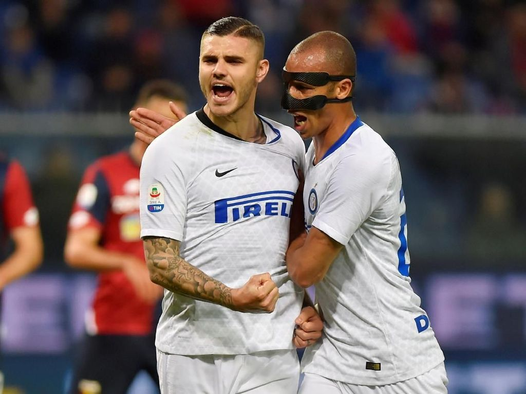 Saat Ultras Inter Menolak Rayakan Gol Icardi