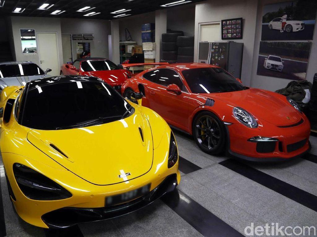 Dulu Naik Mayasari Bakti, Sekarang Koleksi Ferrari Cs