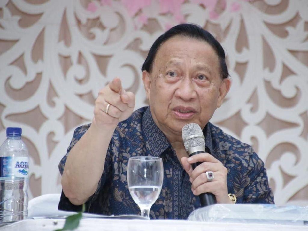 Mangindaan: Pancasila Sudah Final, Tidak Boleh Diganti!