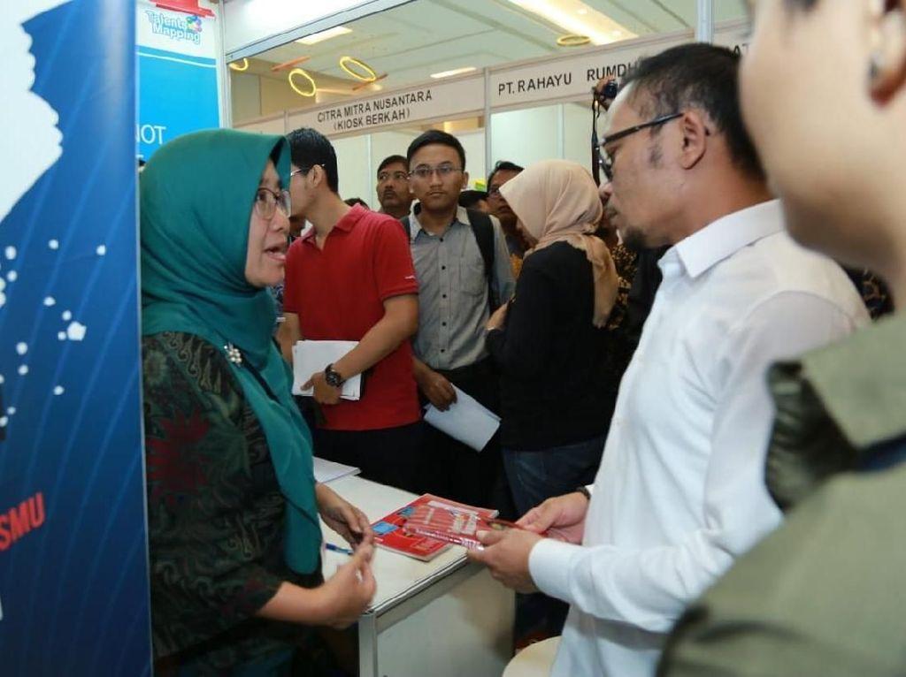 Ada 11.000 Lowongan Kerja Dibuka di Bekasi