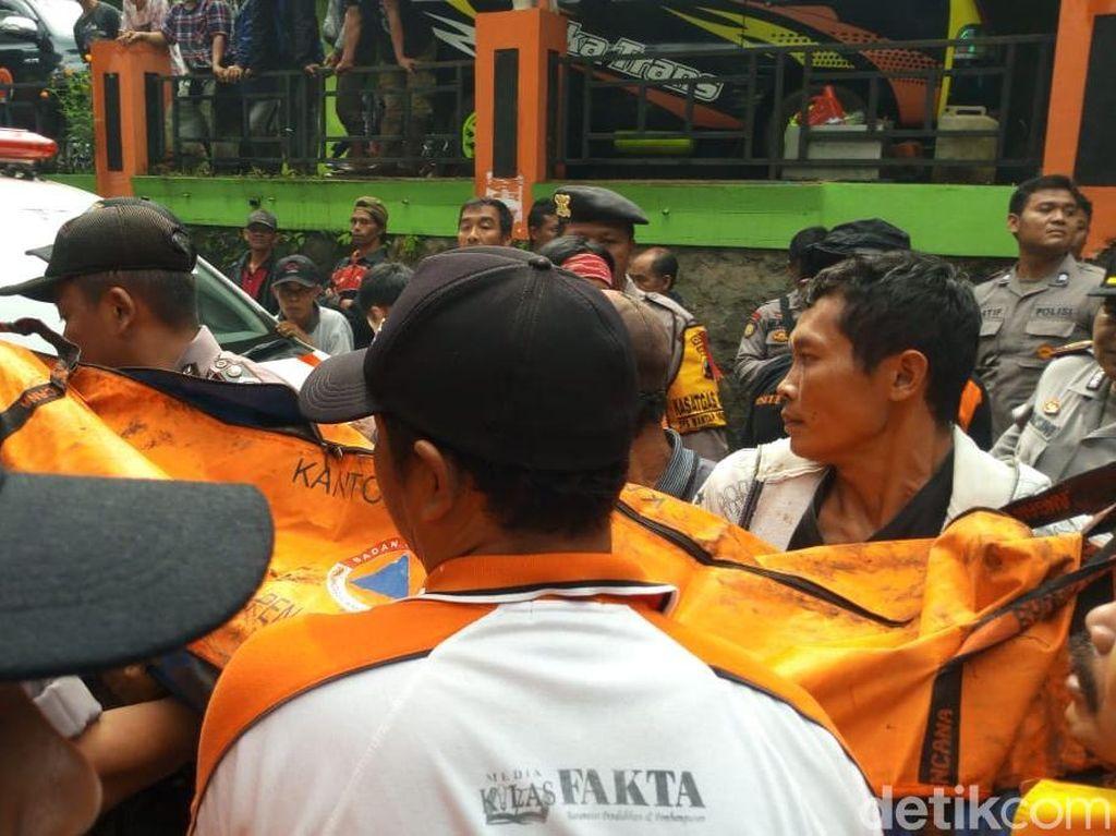 Jasad Korban Longsor di Lereng Gunung Kelir Semarang Ditemukan