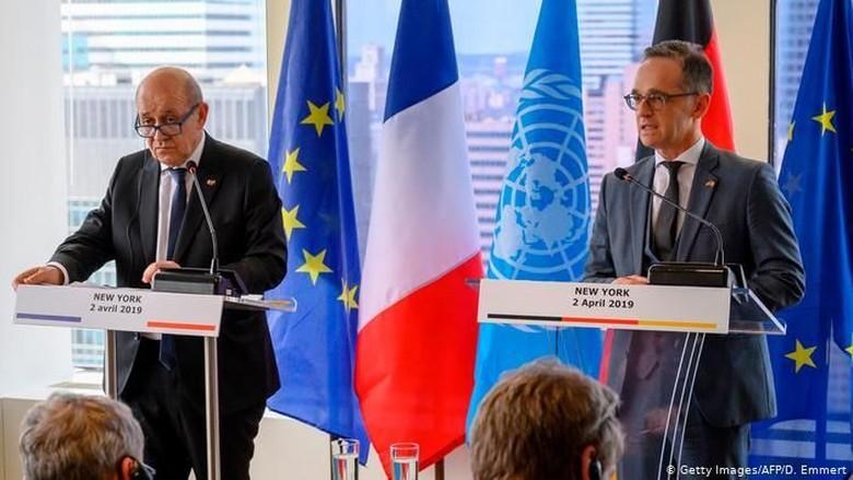 Jerman dan Prancis Akan Bentuk Poros Multilateralisme