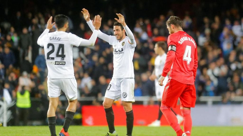 Madrid Terkapar di Kandang Kelelawar Hitam