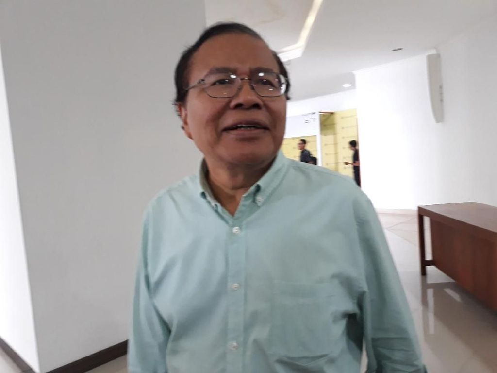 Ibaratkan Don King Promotor Tinju, Jubir Luhut Sentil Rizal Ramli