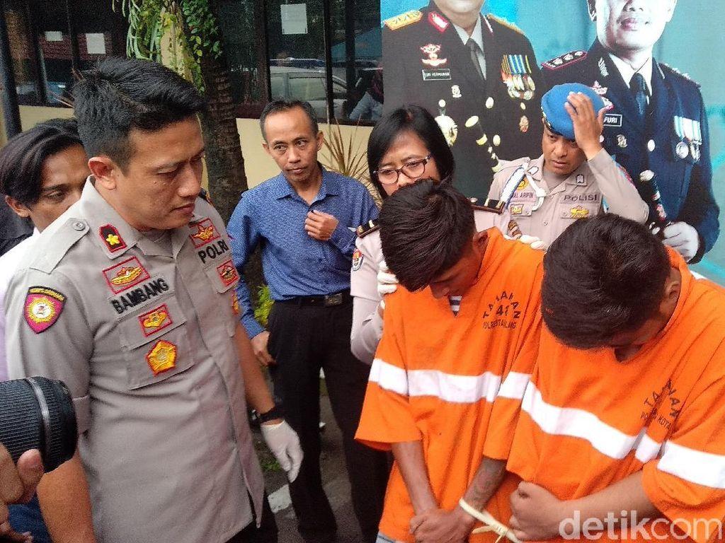 Motif Dendam di Balik Aksi Keji 7 Pembunuh Pria di Malang