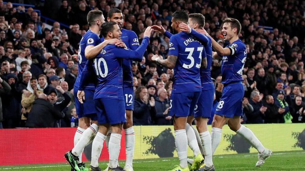 Chelsea Terlalu Tangguh untuk Brighton