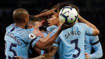 Video: City Gusur Liverpool Lagi dari Takhta Liga