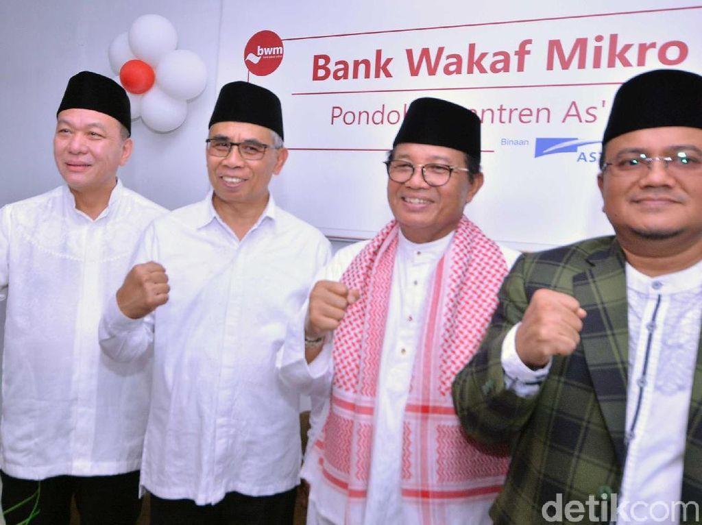 Bank Wakaf Mikro Kini Hadir di Jambi