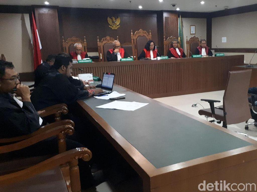 Penyuap Hakim Merry Purba Divonis 6 Tahun Penjara