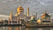 Cegah COVID-10, Brunei Larang Turis Negara Terjangkit Datang