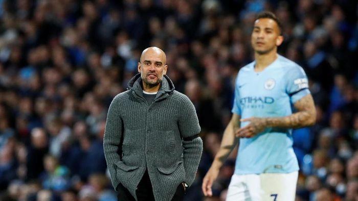 Manchester City yakin mampu membalikkan keadaan melawan Tottenham Hotspur untuk lolos ke semifinal Liga Champions. (Foto: Jason Cairnduff/Action Images via Reuters)
