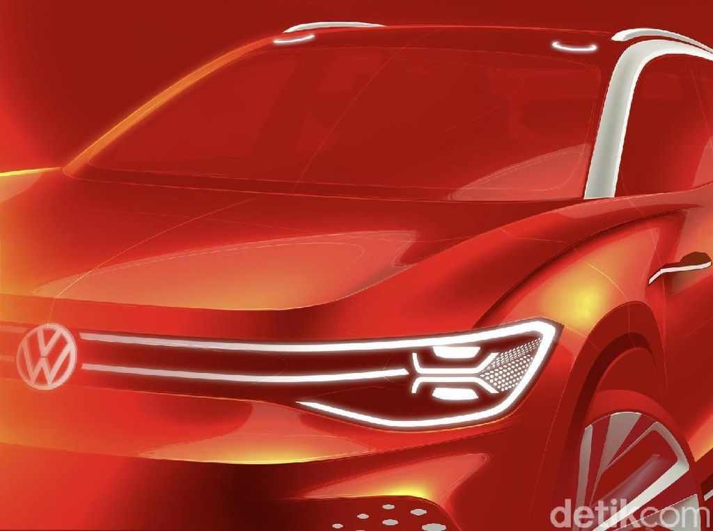SUV Listrik Anyar VW