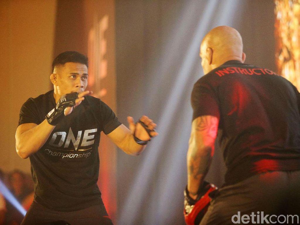 Misi Bangkit Eko Roni di ONE Championship Jakarta