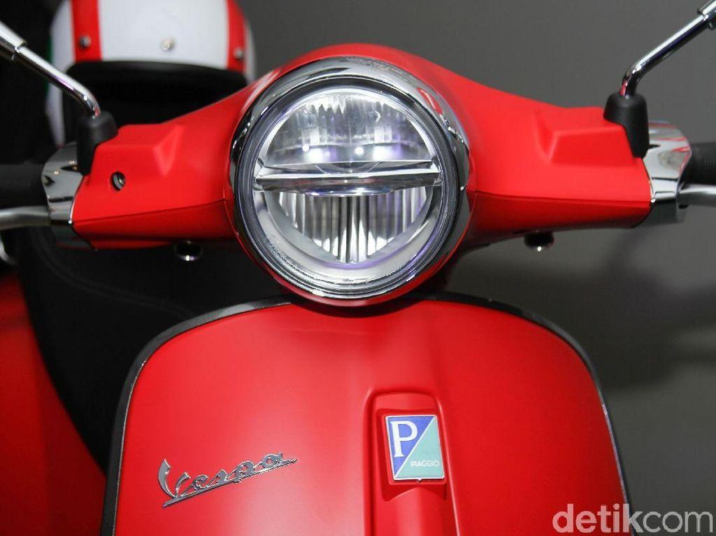 Lambretta Merapat, Vespa Konsisten dengan DNA Italia