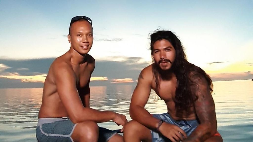Foto: Dunia Aquaman di Togean