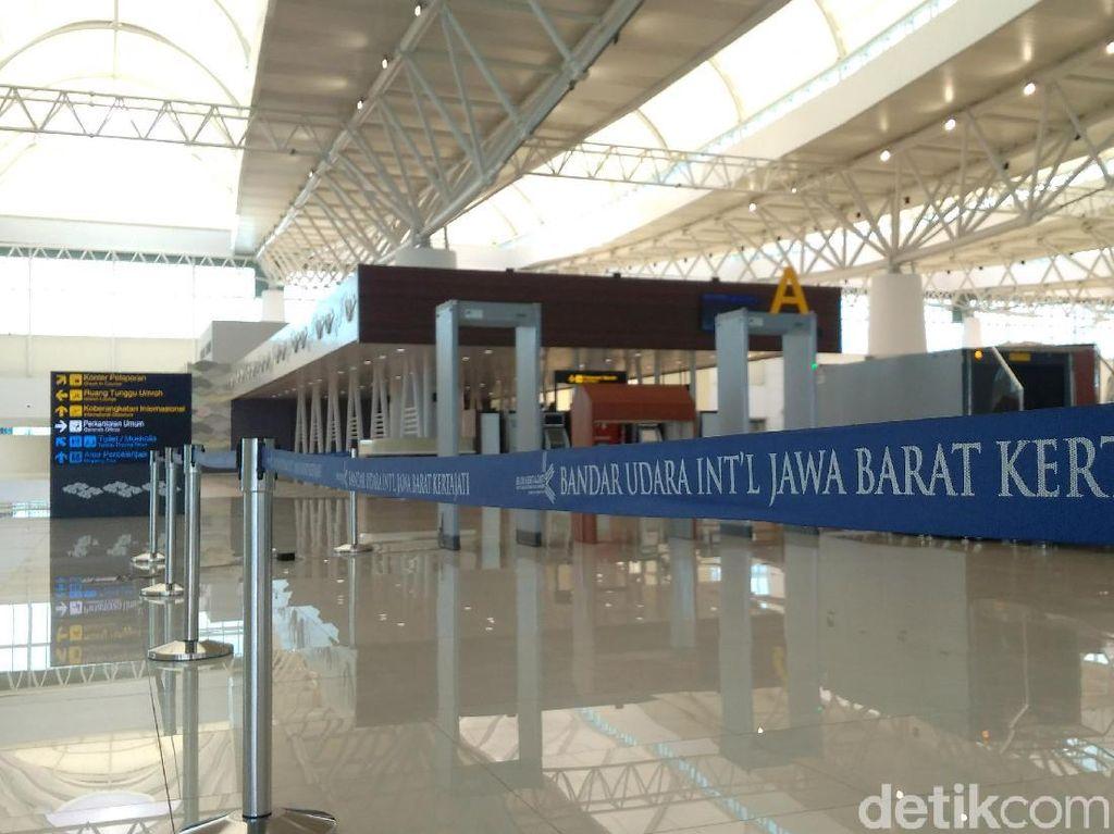 Cara Direktur Tunggal Kertajati Atasi Sepinya Bandara