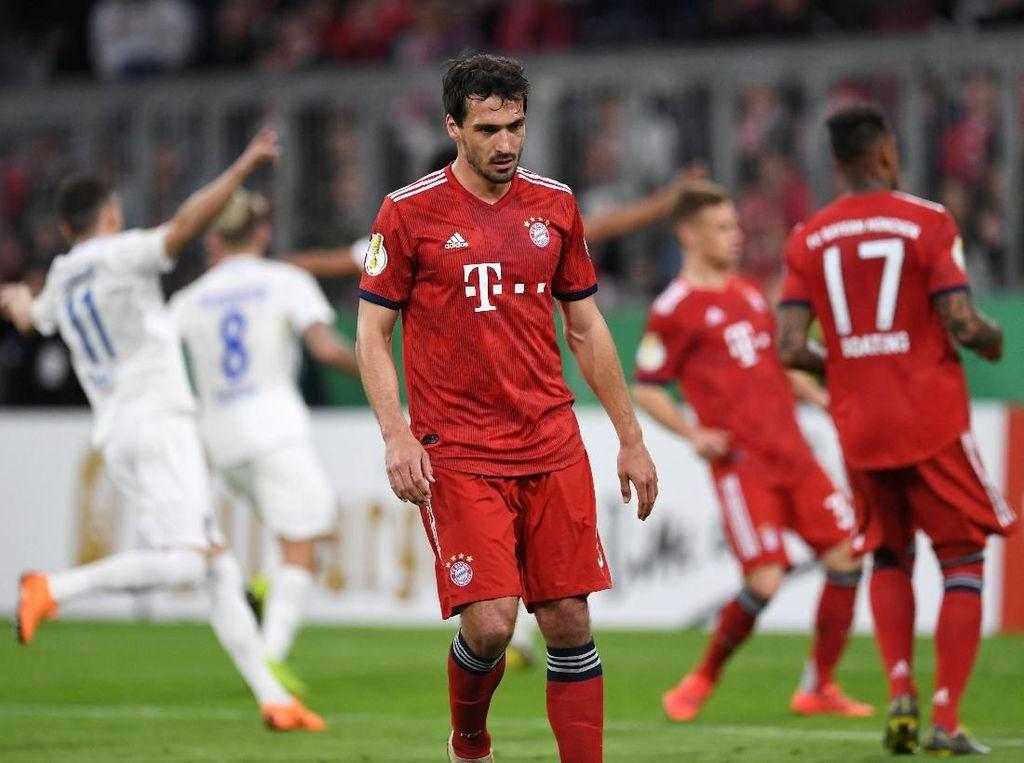 Pertahanan Bayern yang Bikin Kovac Gemas