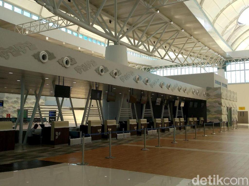 Bandara Kertajati Matikan AC Demi Hemat Rp 700 Juta