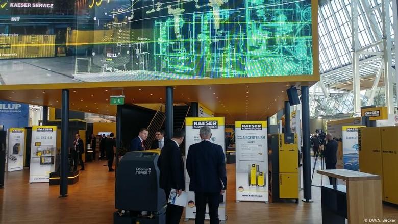 Insinyur Jerman Akui Keunggulan Teknologi Industri China
