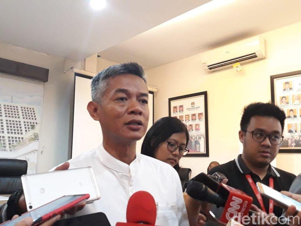 KPU: Salah Input Situng Bukan Berarti Ada Kecurangan