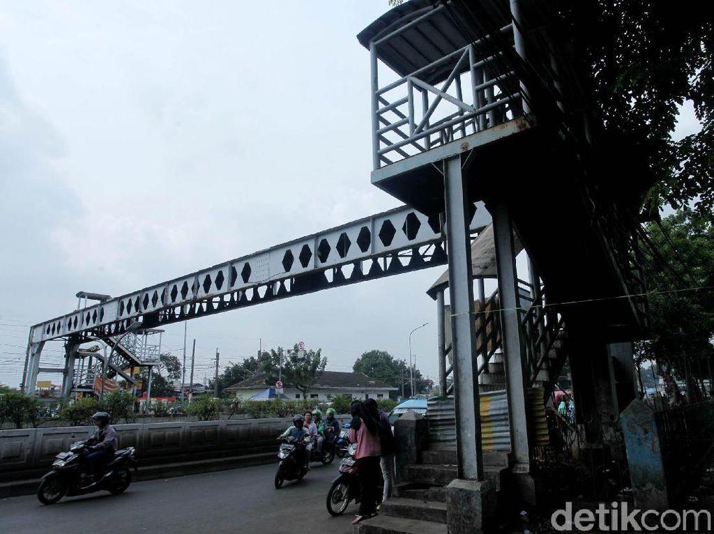Revitalisasi JPO Pasar Minggu, Pemprov DKI Anggarkan Dana KLB Rp 6 M