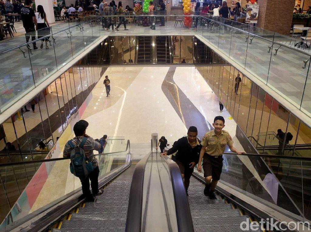 Foto: Mall Keren Pendatang Baru di Cibubur