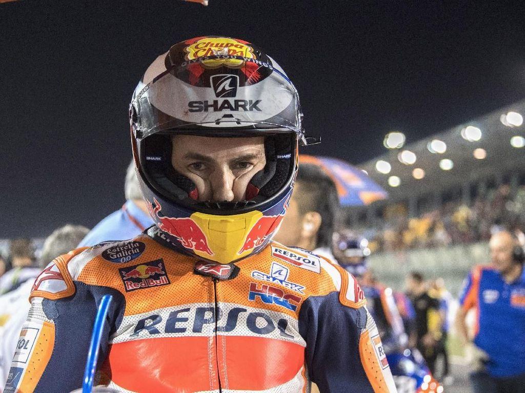 Marquez: Start Lorenzo Lebih Sulit dari Dugaan Honda