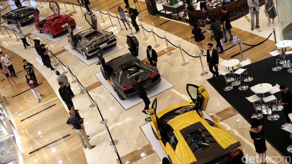 Lamborghini Klasik Berharga Wah