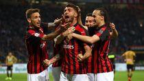 Melihat Lagi Gol-gol Cantik Cutrone Bersama Milan