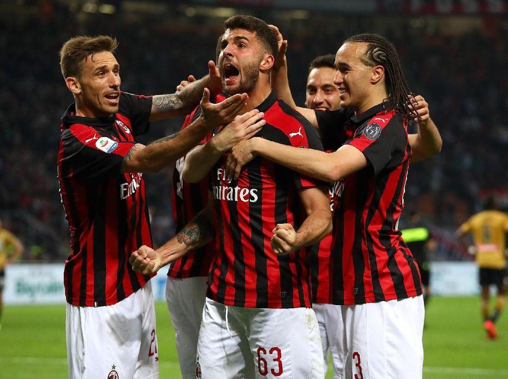 Melanggar FFP Lagi, Milan pun Diselidiki UEFA