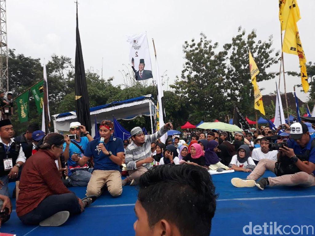 Bila Terpilih Prabowo-Sandi Tertarik Gaet Mantan Menteri Jokowi