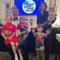 Alec Baldwin dan keluarga