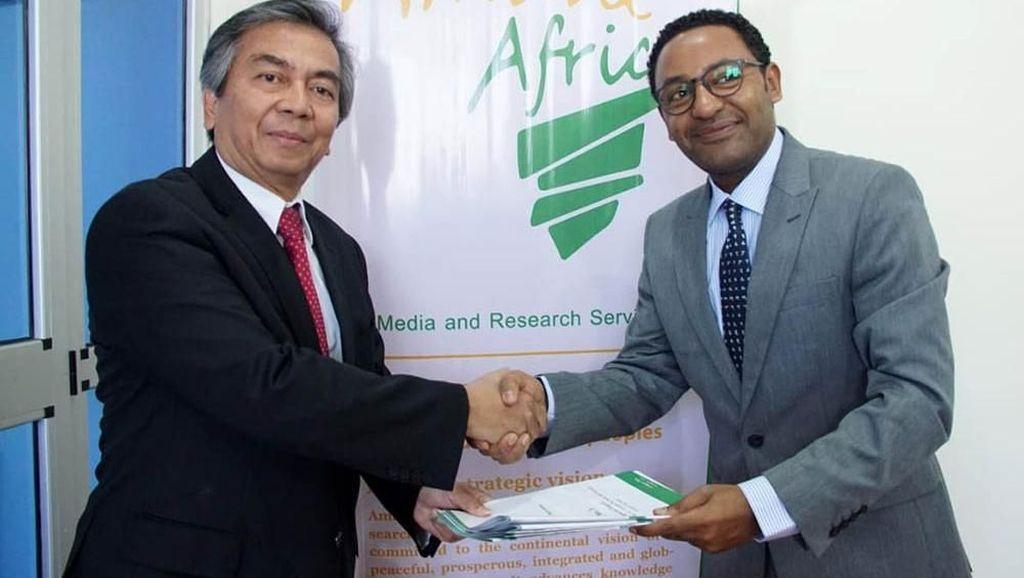 KBRI Addis Ababa dan Amani Afrika Akan Gelar Forum Diskusi Demokrasi