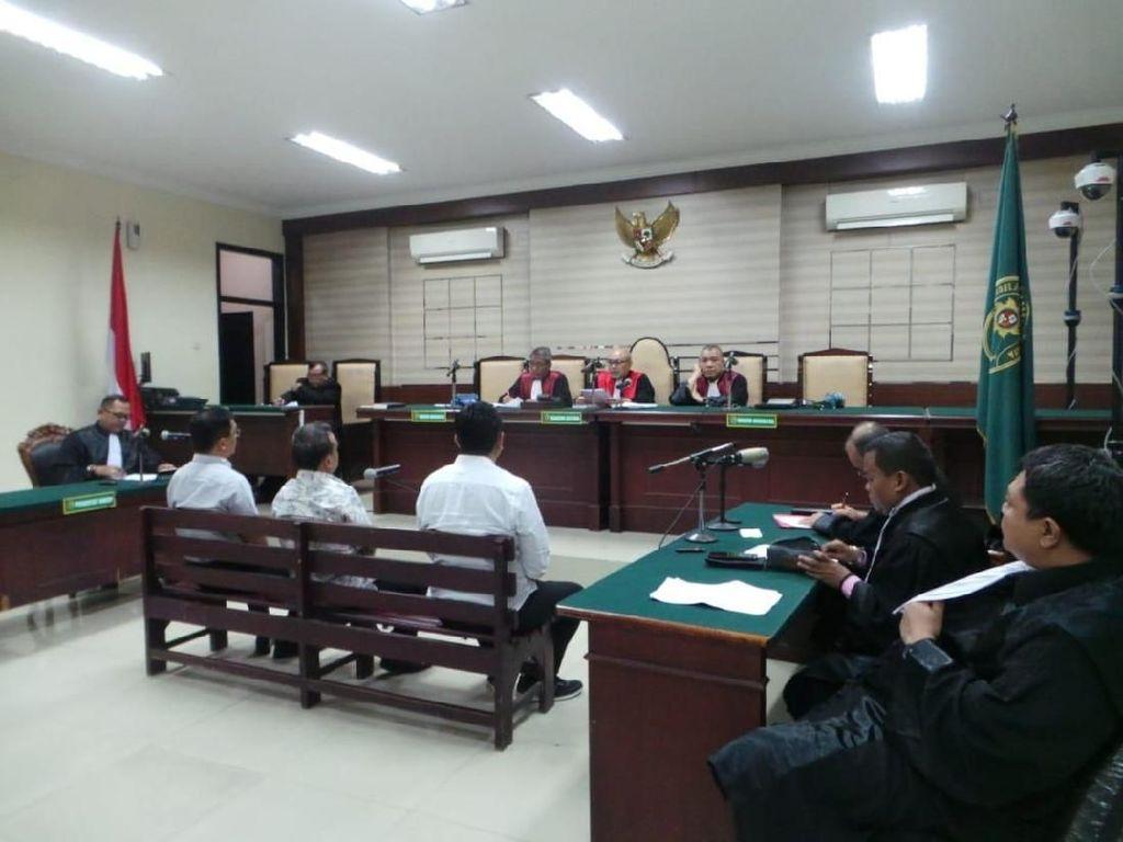 5 Terdakwa Kasus Suap Bupati Nonaktif Mojokerto Divonis Berbeda