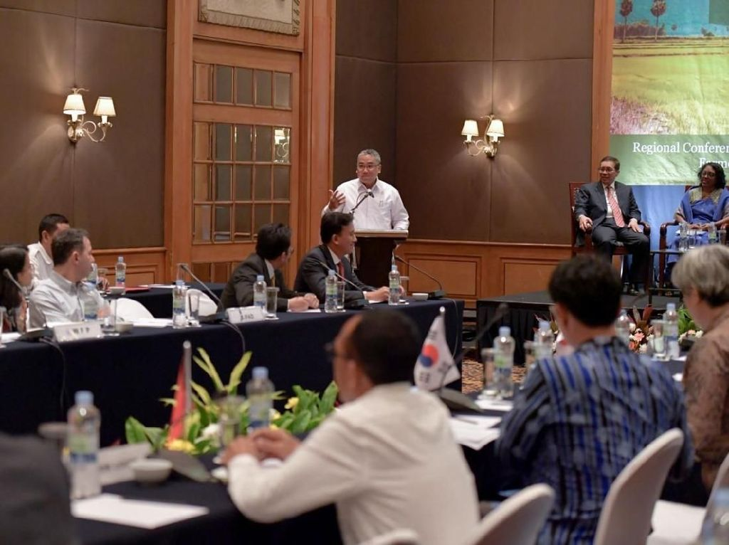 Mendes Sebut Infrastruktur Dana Desa Dongkrak Pendapatan Petani