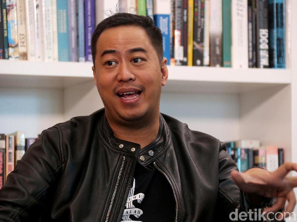 Sebut Karakter Prabowo Saklek, Pandji Pragiwaksono Lebih Suka Gaya Jokowi